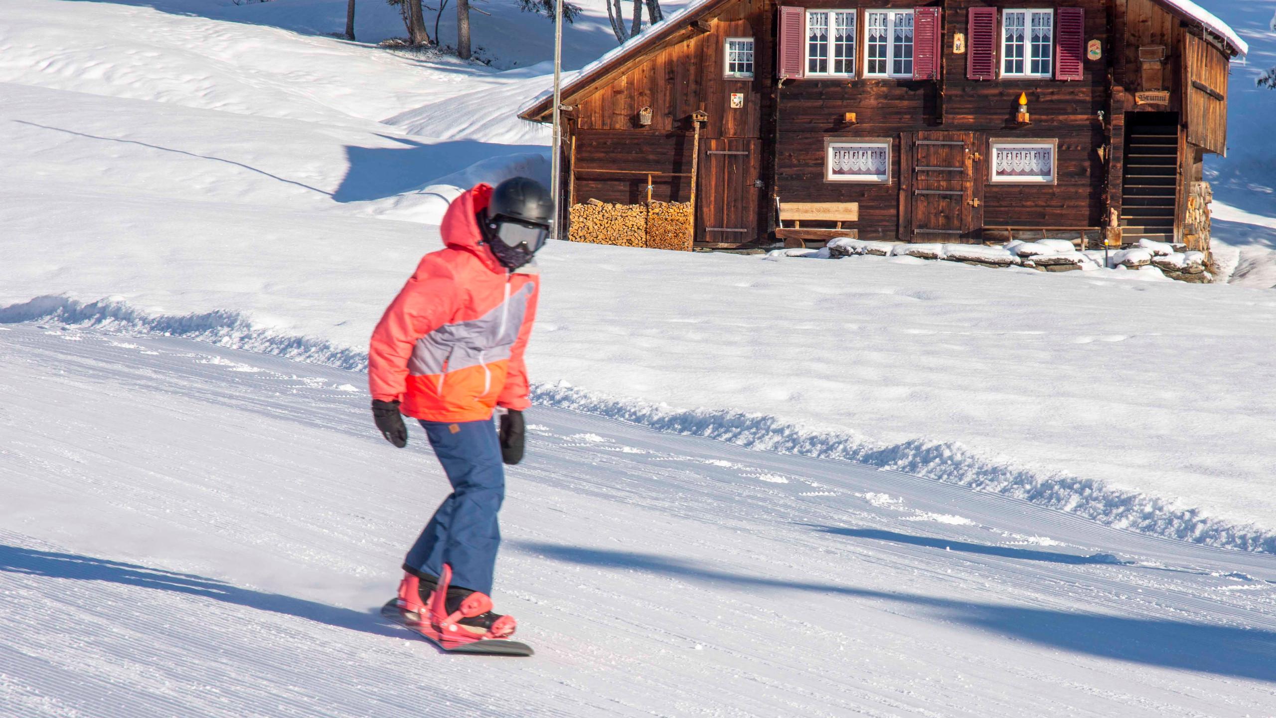 Snowboard Fortgeschritten