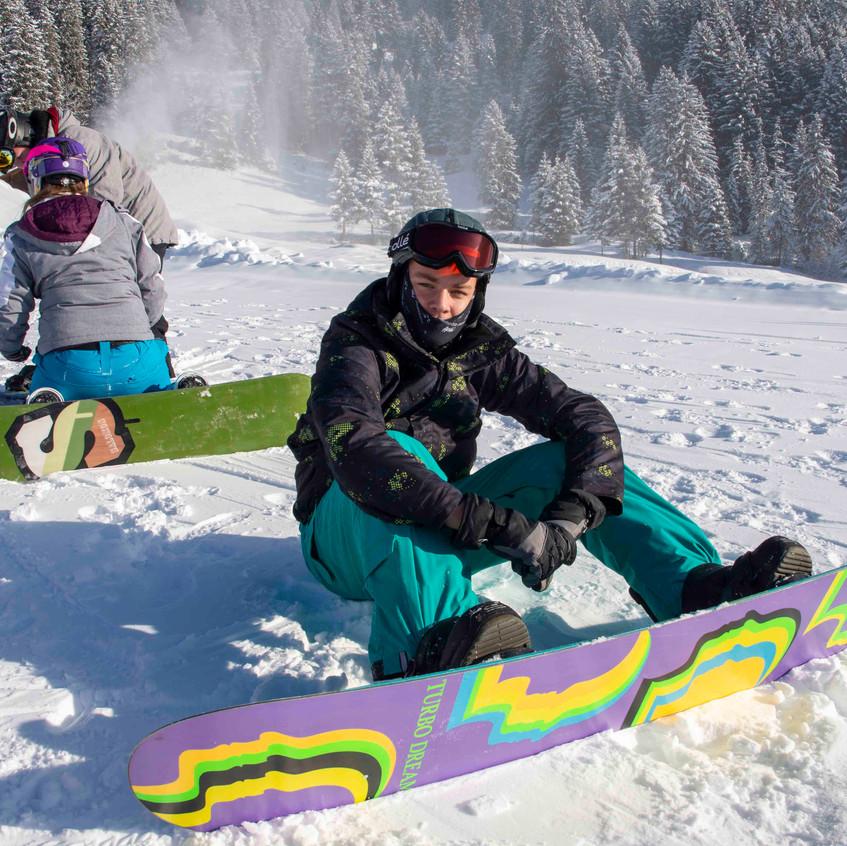 Snowboard Einsteiger 3