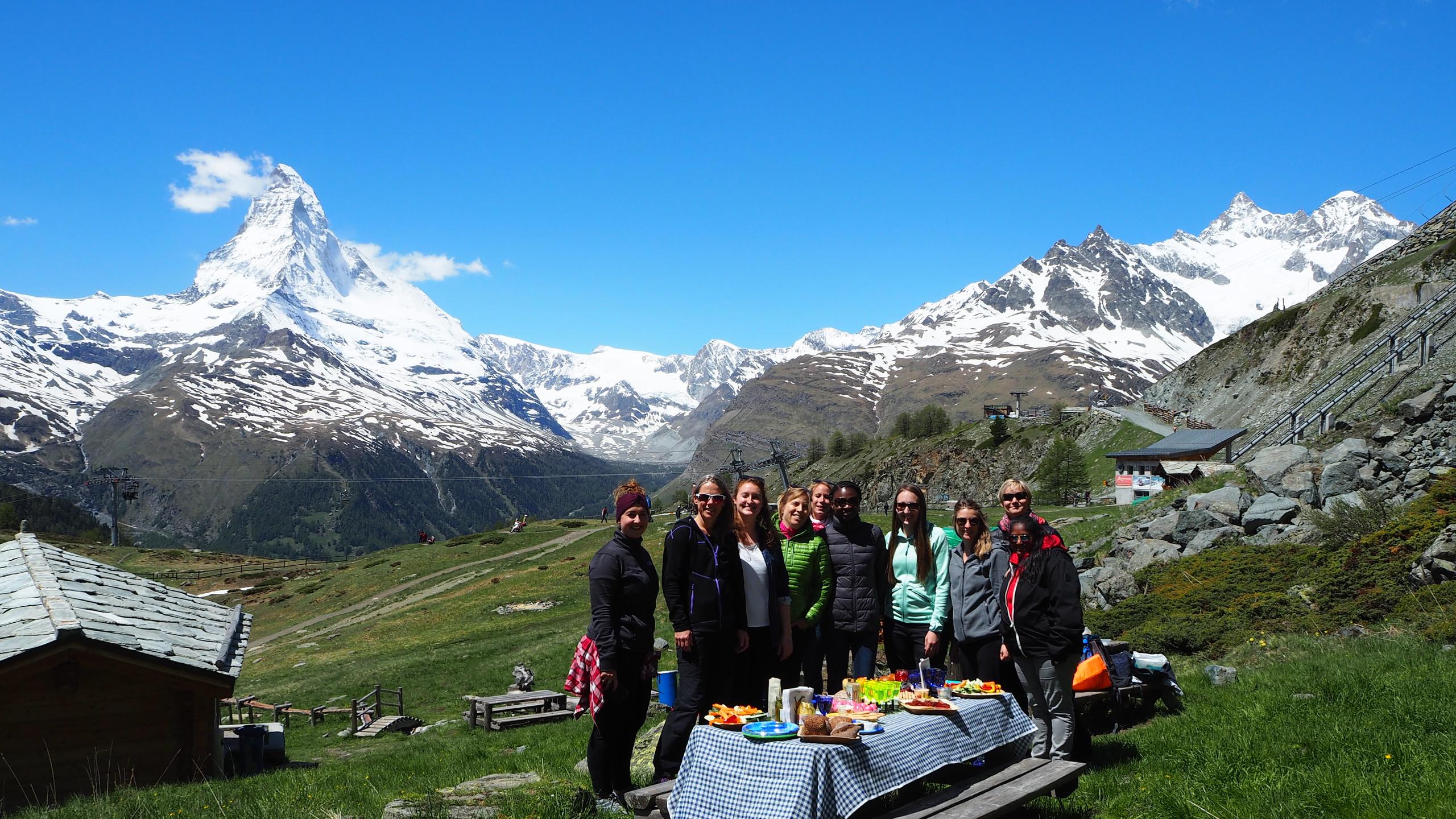 Alpenpicknick