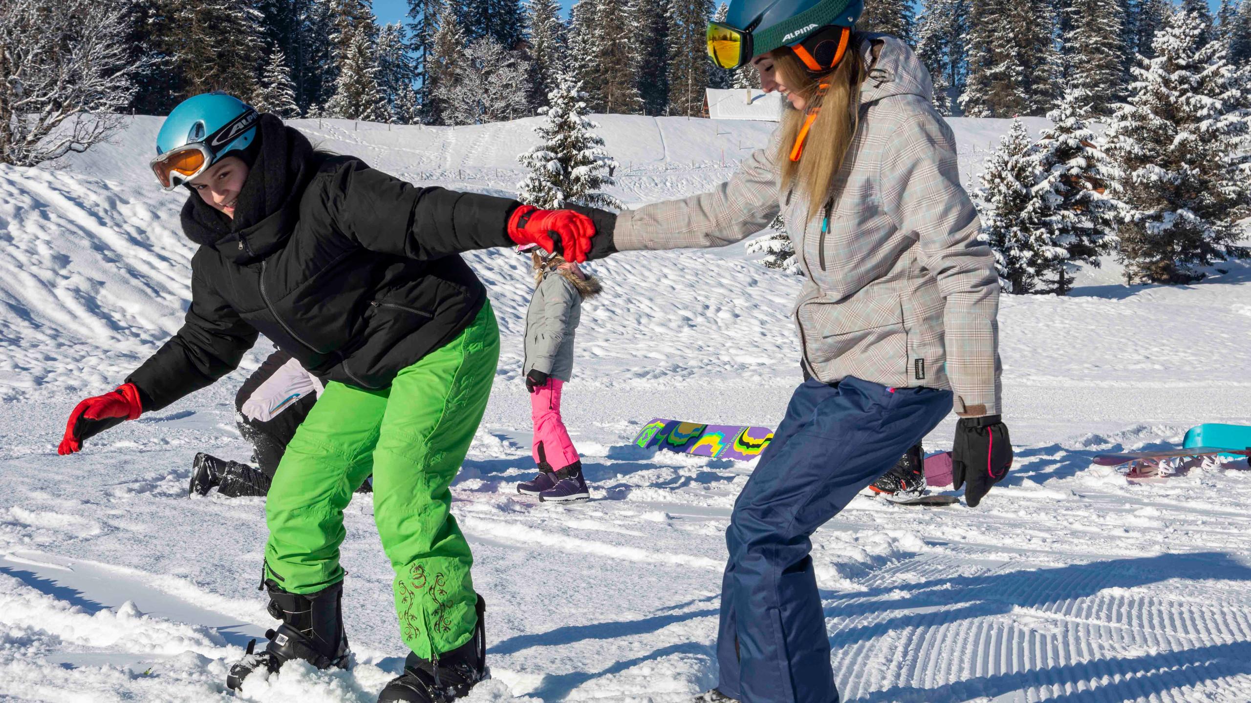 Snowboard Einsteiger 2