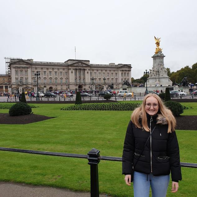 Svenja in London