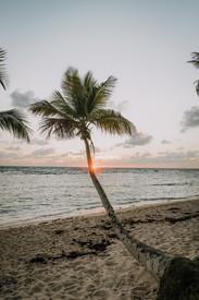 Sunset at Fronton Beach