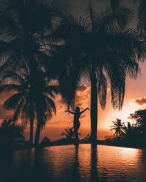 Sunset at Hacienda Cocuyo!