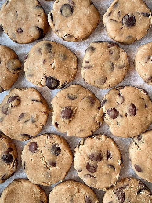 Chocolate Chip Cookie FROZEN