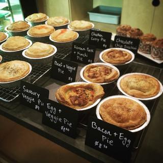 Pie Revolution pies!