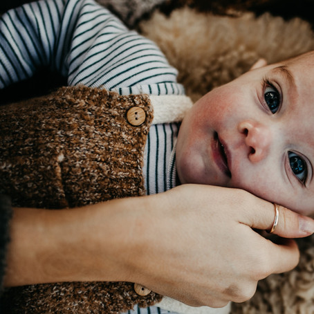 Winter New Baby Session