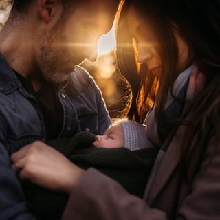 Newborn photography - Victoria Lugton