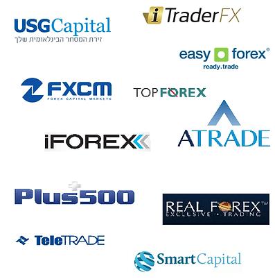השוואת חברות למסחר בפורקס ונגזרים