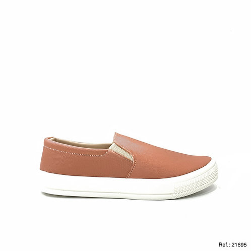 SLIP ON IN SHOES ANNA TERRACOTA