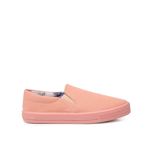 SLIP ON IN SHOES ANNA LONA ROSA