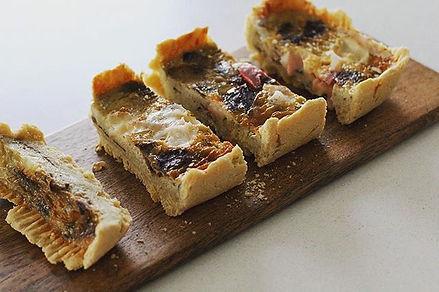 Feta and beetroot quiche__buteislandfood
