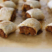 Vegan 'sausage' rolls _#veganuary #nutri