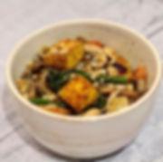 Speedy veggie pad Thai _#nutritiouslynat