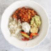 Smokey baked beans_#buddhabowels #gluten
