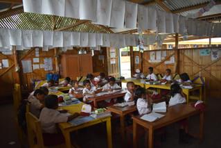 2018.10.4 Wawa Students & New Classrooms