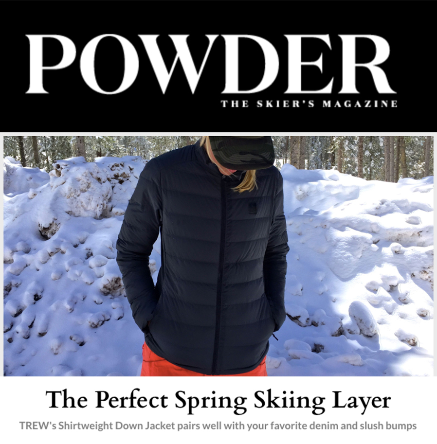 Powder Mag: TREW