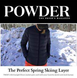 Powder Mag: TREW