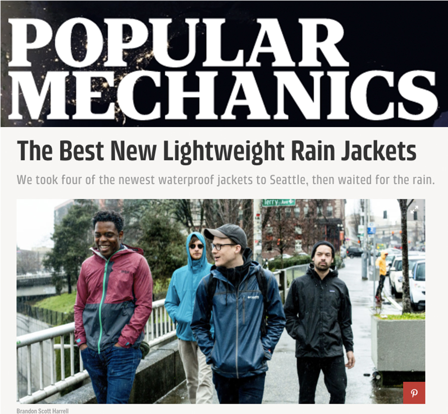 Popular Mechanics: TREW