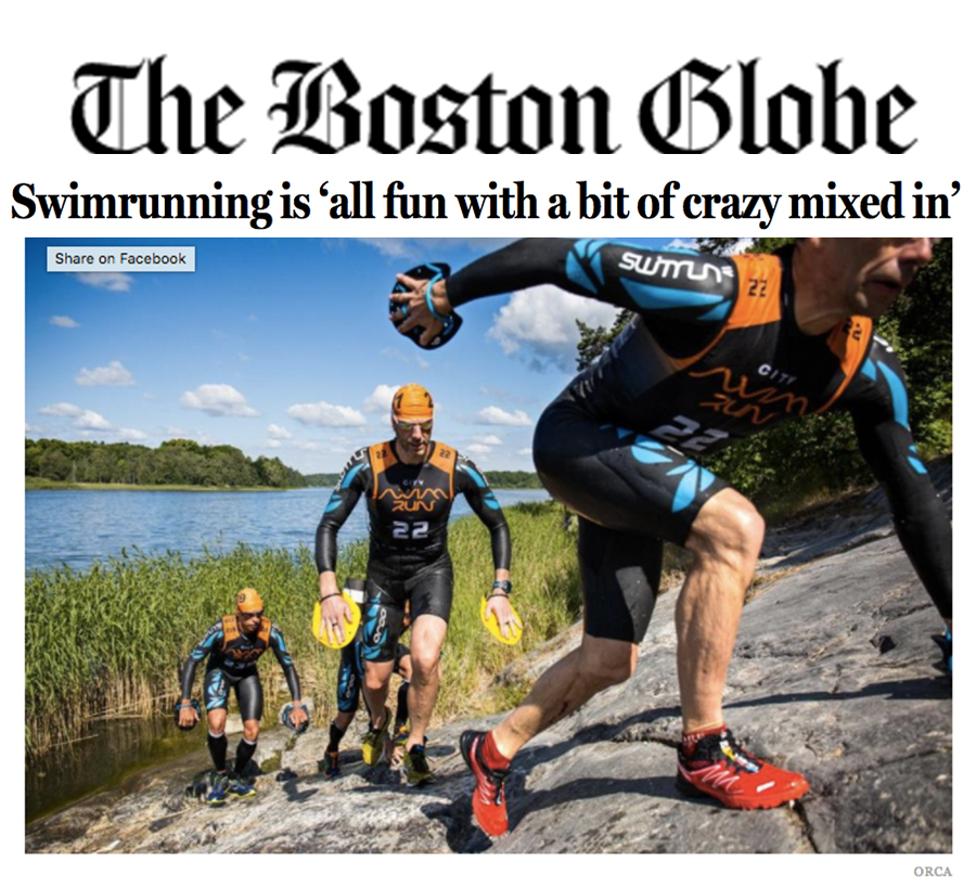 Boston Globe: Icebug