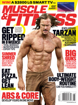 Icebug In Muscle & Fitness