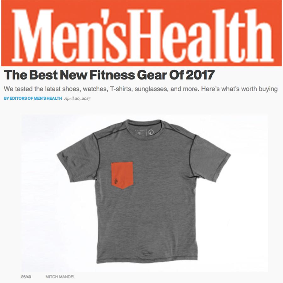 Men's Health: TREW