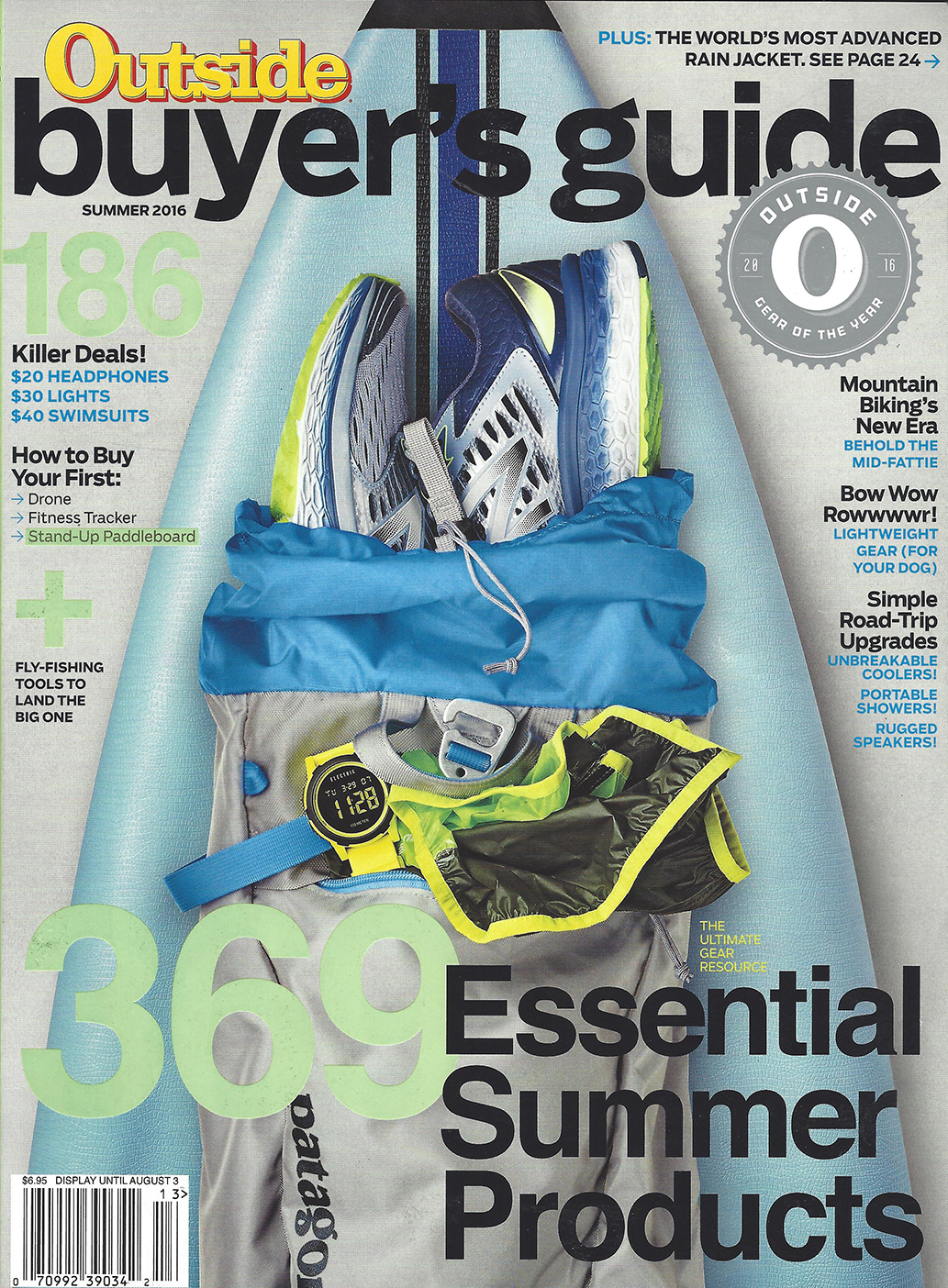 Berghaus on OBG Cover