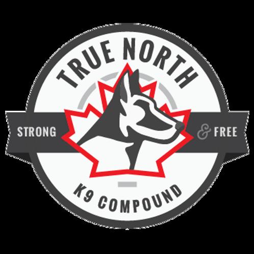 $35 to True North K9 Compound