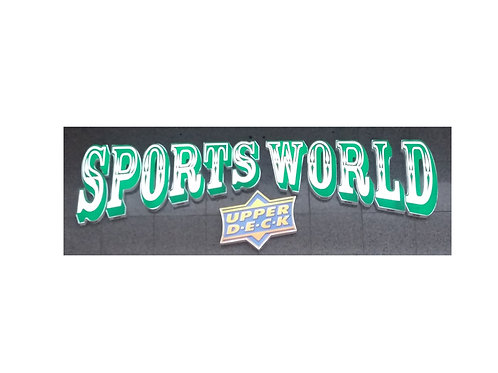 $50 Gift Card Sports World Collectibles