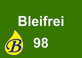 Basch AG Tankstelle Bleifrei 98