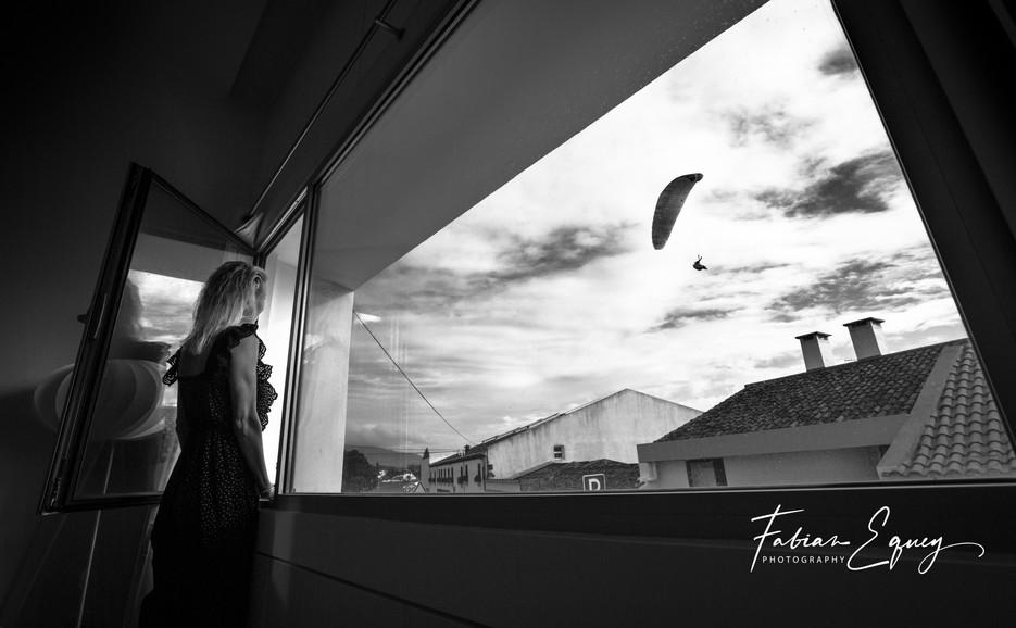 Paragliding Azores