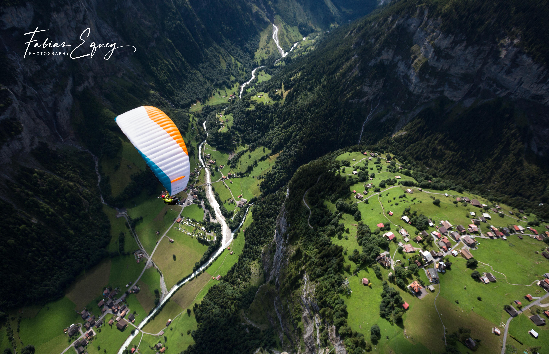 Pilot: Buzz. Jungfrau region