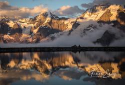 Jungfrau region.