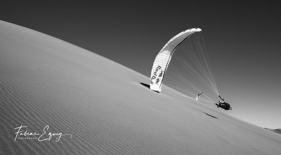Paragliding Namibia