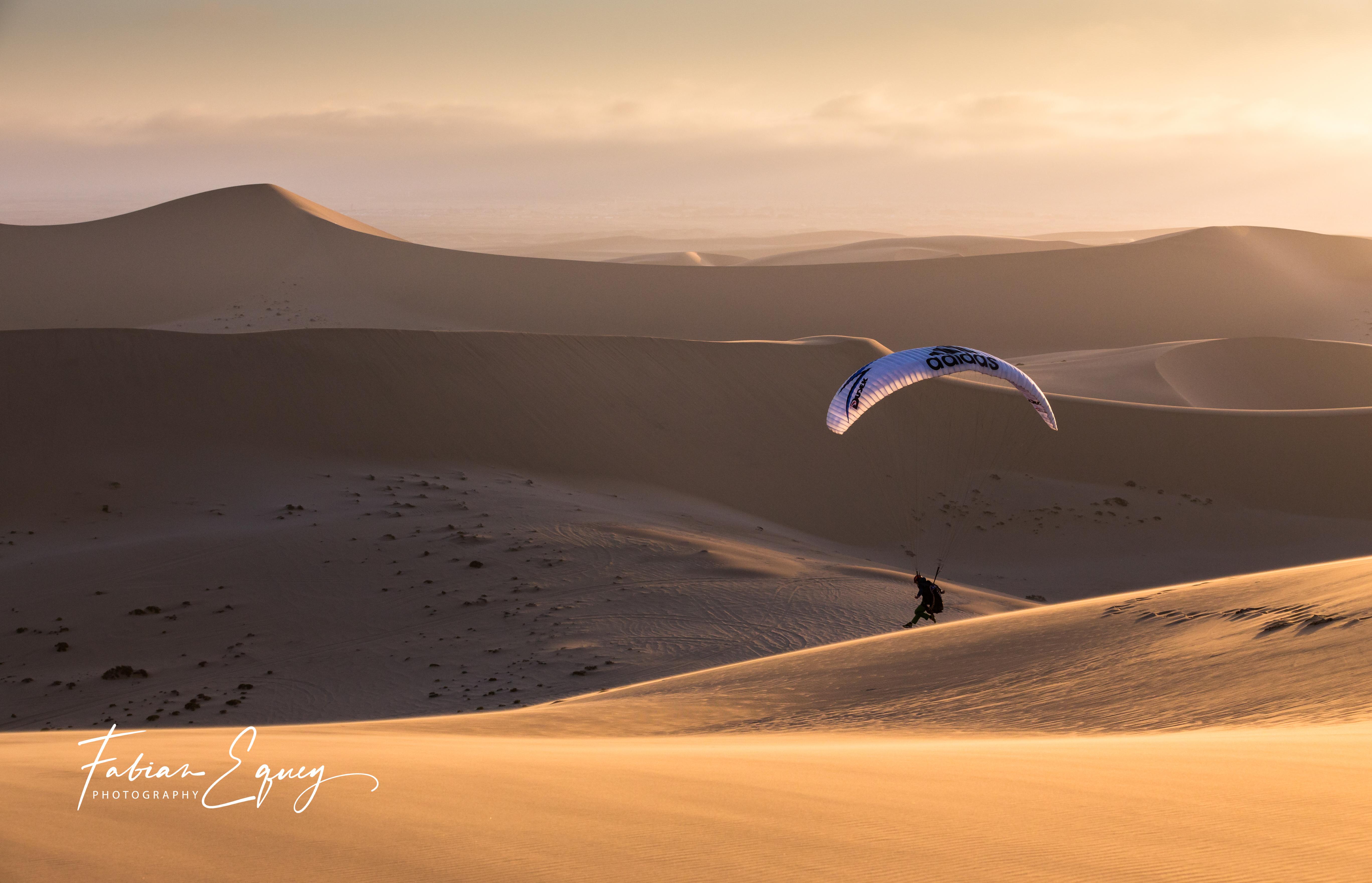 Pilot: JB. Namibia