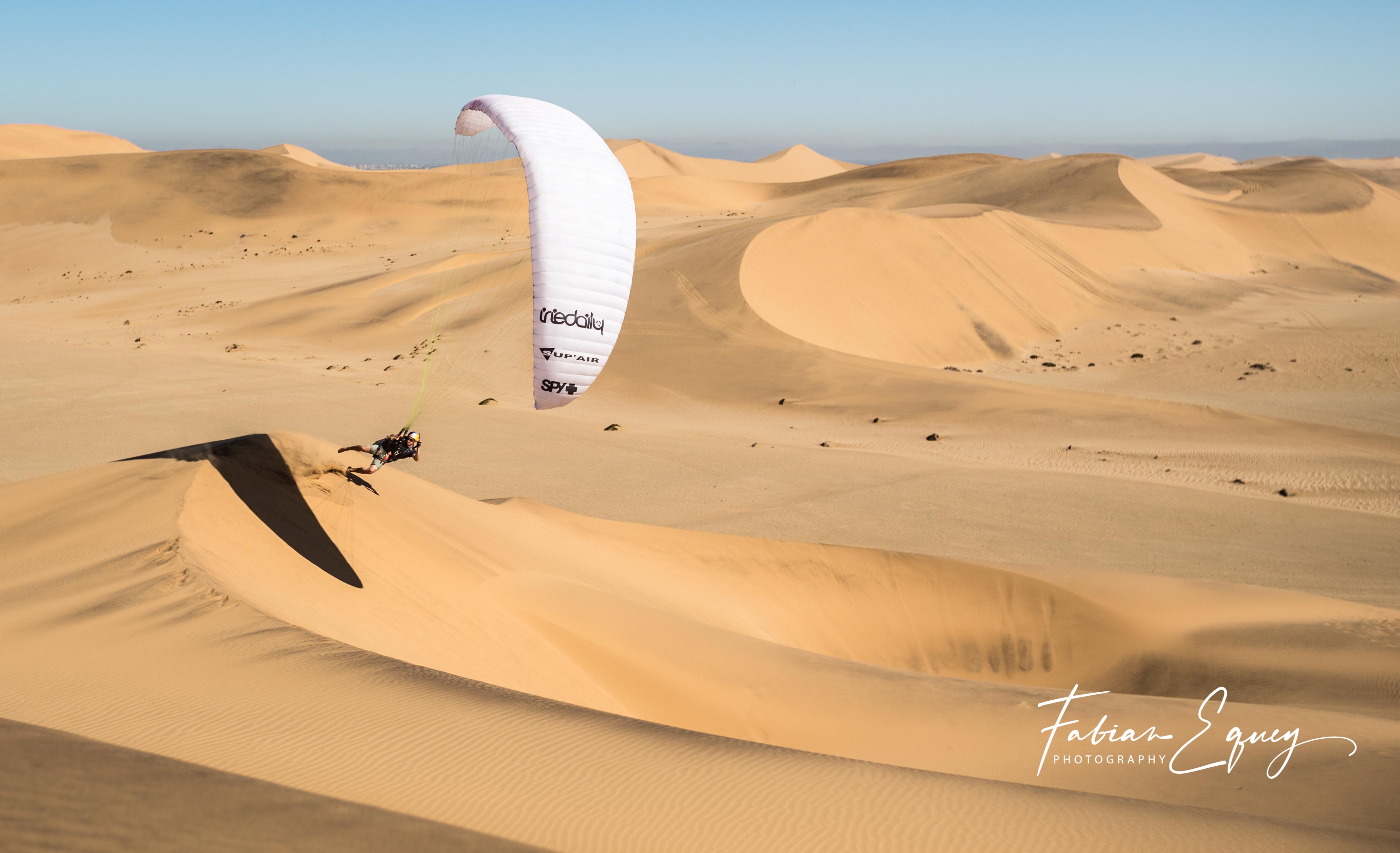 Tim Alongi, Namibia