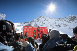 FWT 2019 final ski men podium