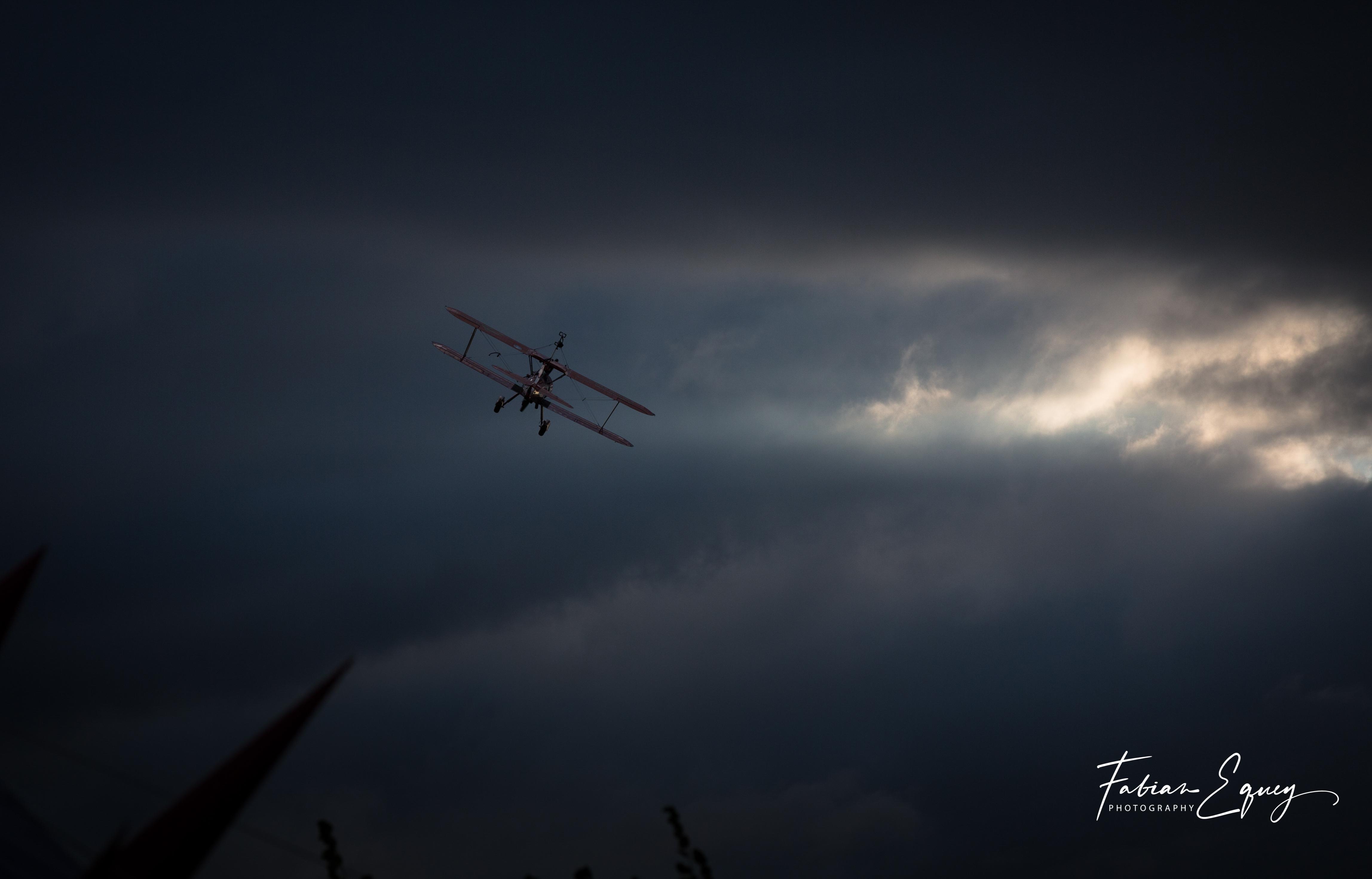 Wingwalkers. Acroshow