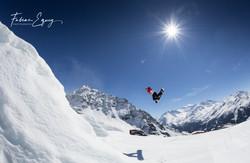 Rider: Olivier. Verbier, Switzerland
