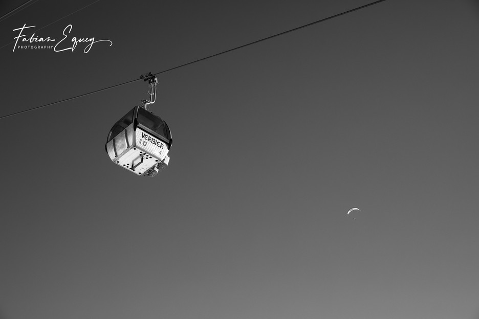 Paragliding, Verbier