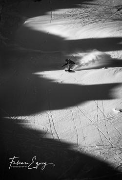 Unknown rider, Verbier