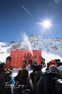 FWT 2019 final Snow men podium