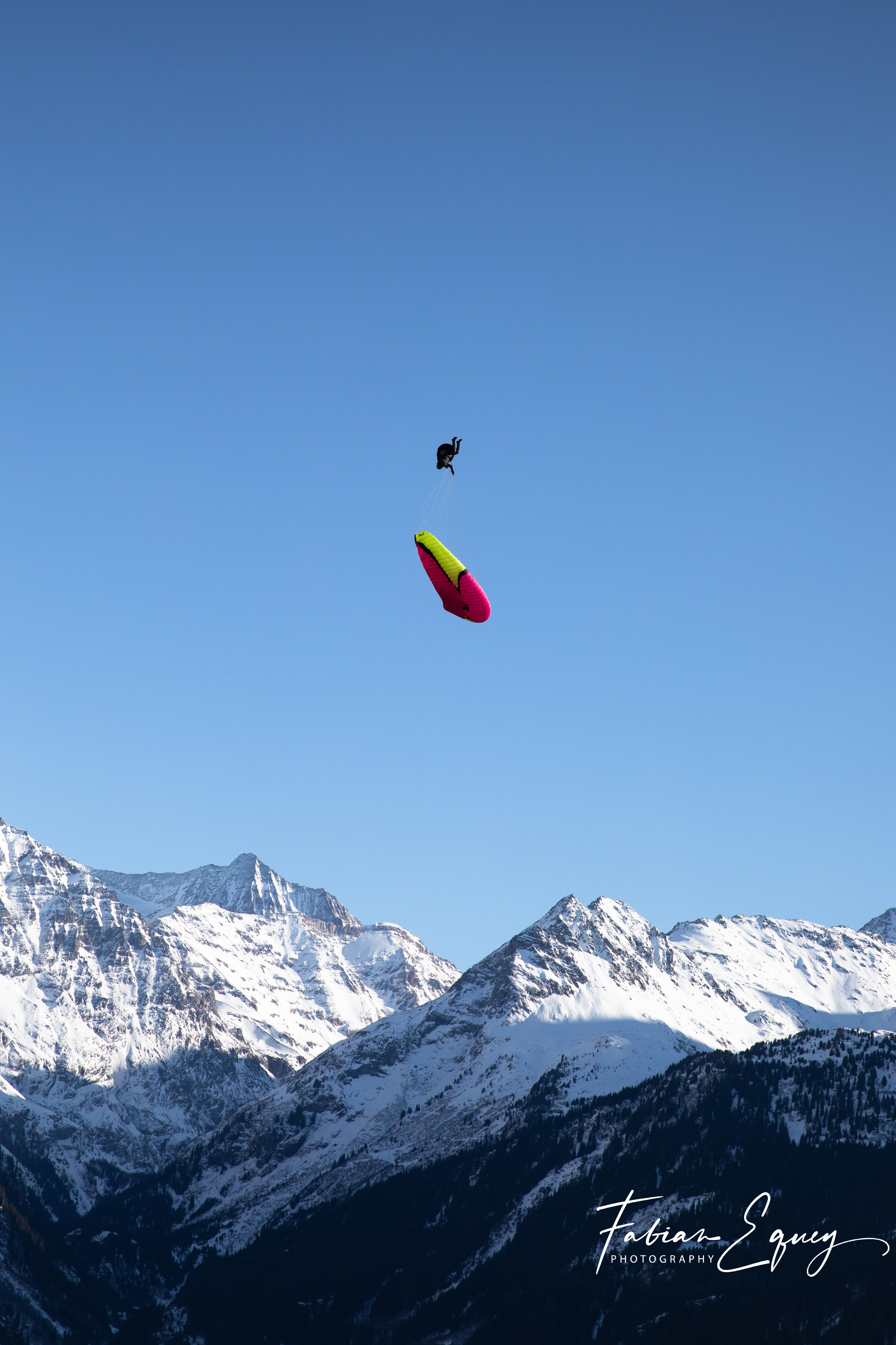 Maël Porret, Switzerland