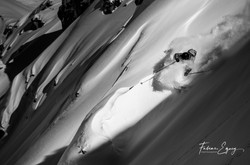 Rider: Yan. Verbier, Switzerland