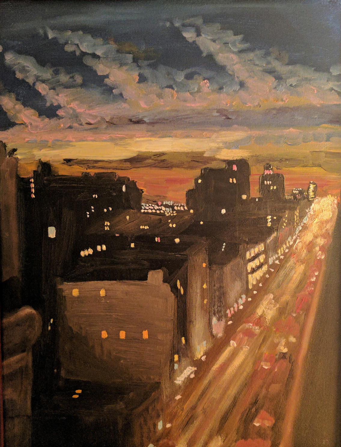 14th Street Sunset