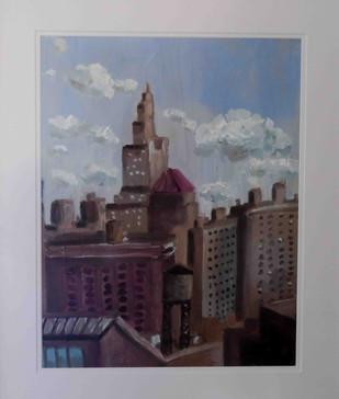 Skyline Sketch