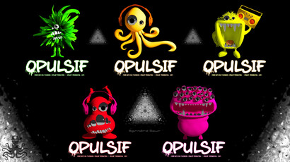 Opulsif Prod, All Monsters - Bernard Sour
