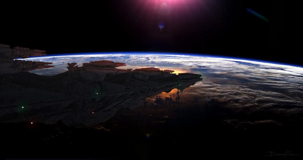 Space - Bernard Sour