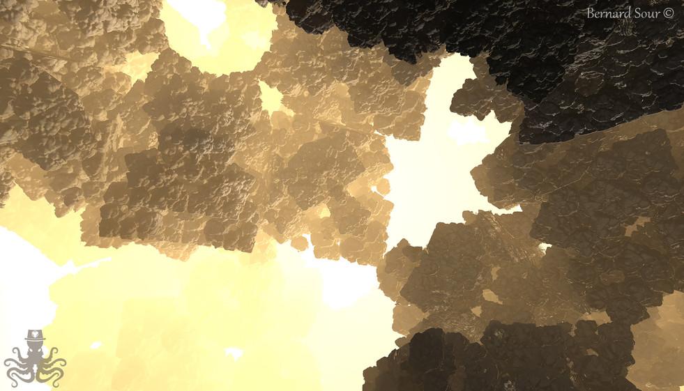 Asteroid Valley - Bernard Sour