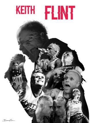 The Prodigy - Keith Flint (Bernard Sour)