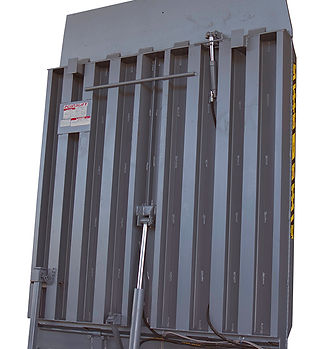 Vertical Storing Dock Leveler Ultima x 5